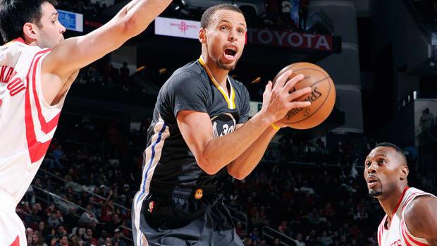 Steph Curry Warriors Rockets 960