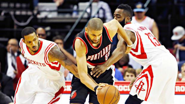 Houston Rockets Fundamentals
