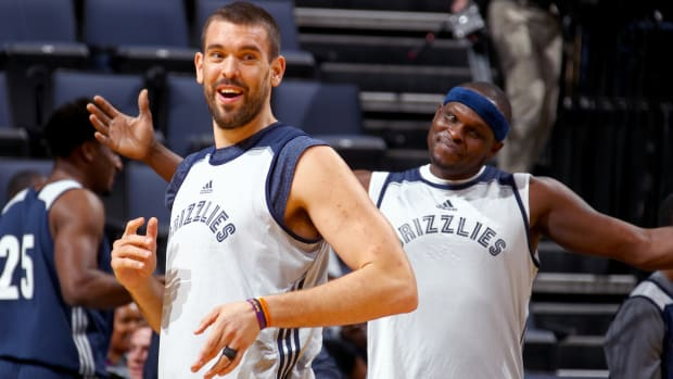 Fast Breaks: Memphis Grizzlies team preview IMAGE