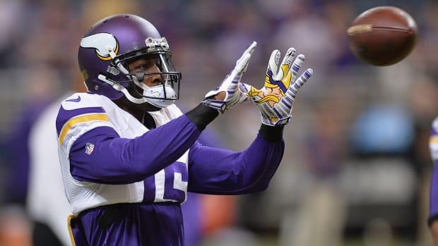 Minnesota Vikings release WR Greg Jennings - image