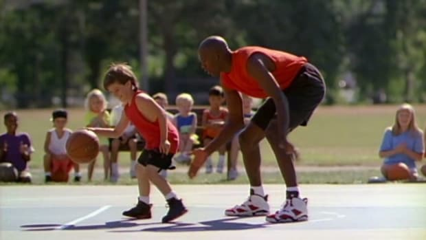 Gatorade celebrates 50th anniversary with remastered 'Be Like Mike' ad