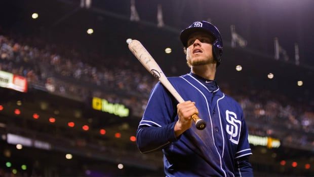 Wil Myers to undergo surgery, miss eight weeks IMAGE