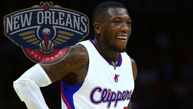Report: Pelicans sign Nate Robinson to one-year contract---image