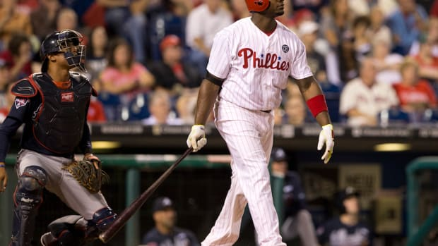 philadelphia phillies ryan howard ruben amaro jr