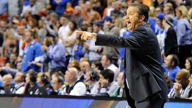 Why would John Calipari leave Kentucky for the NBA? - Image