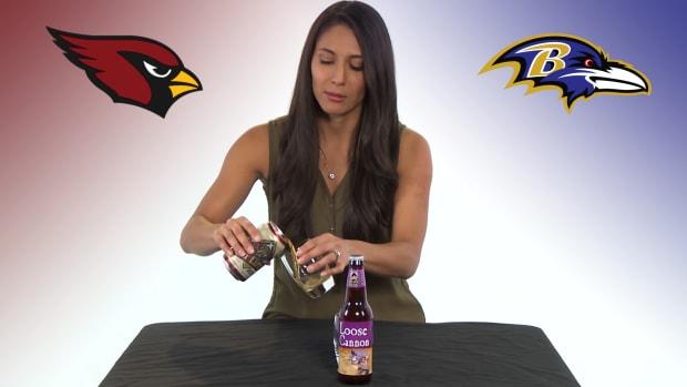 Mustard Minute: Week 7 Monday Night Football Beer Pick 'Em IMG