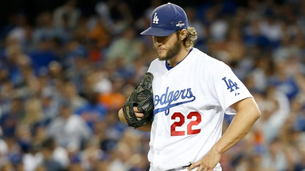 Dodgers' hopes now rest on Clayton Kershaw IMAGE