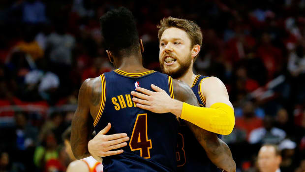 Matthew Dellavedova, Iman Shumpert to play in Game 4 IMAGE