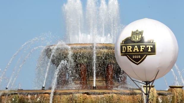 NFL draft returning to Chicago next year--IMAGE