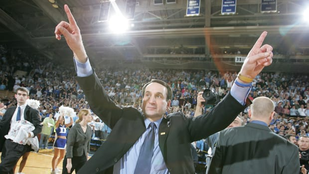 coach k 1,000 wins by the numbers