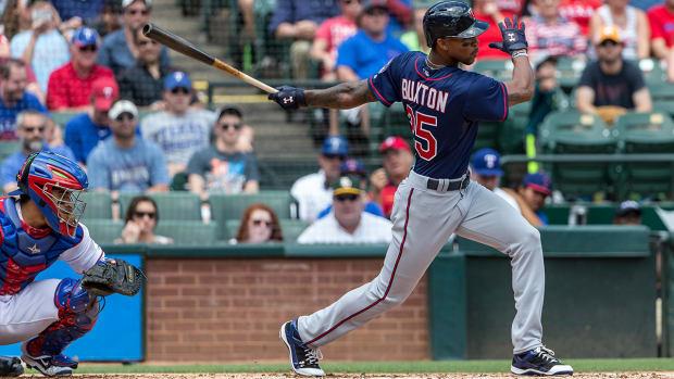 Byron Buxton scores game-winning run in MLB debut IMAGE