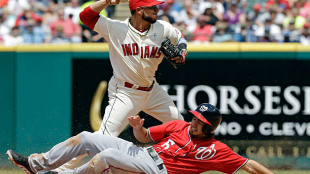Mike Aviles and Anthony Rendon