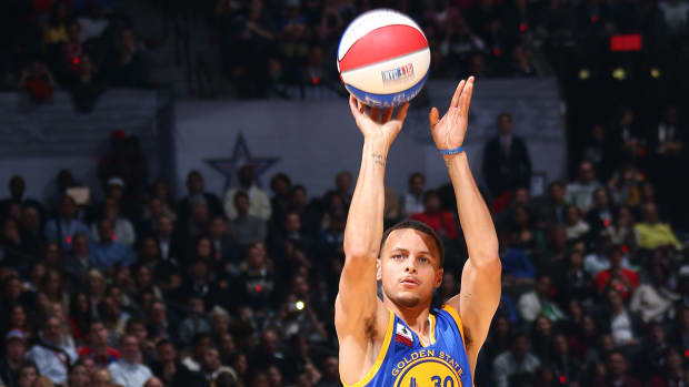 Steph Curry wins NBA Three-Point Contest - image