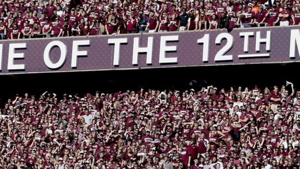 In enemy territory: A Sun Devil's experience at Texas A&M's Midnight Yell