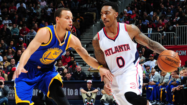 Give and Go: Atlanta Hawks or Golden State Warriors