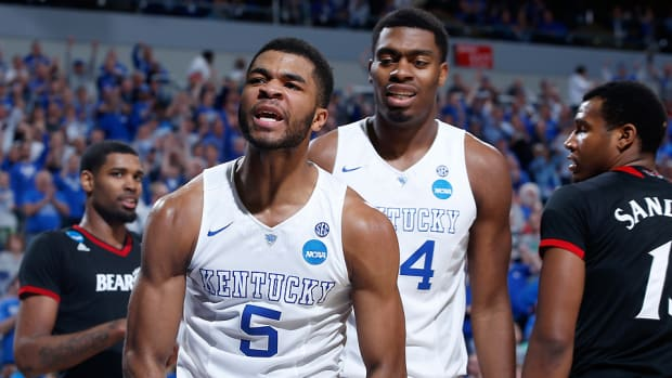 kentucky cincinnati 2015 ncaa tournament