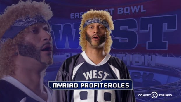 Key and Peele unveil the hialrious 'East/West Bowl: Pro Edition' lineups