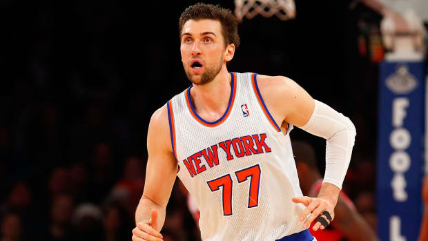 Nets, Andrea Bargnani agree to two-year contract IMAGE