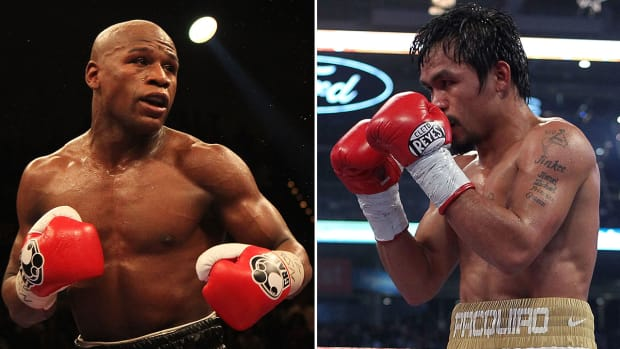 Why the Mayweather vs. Pacquiao fight could be more violent than history suggests - Image