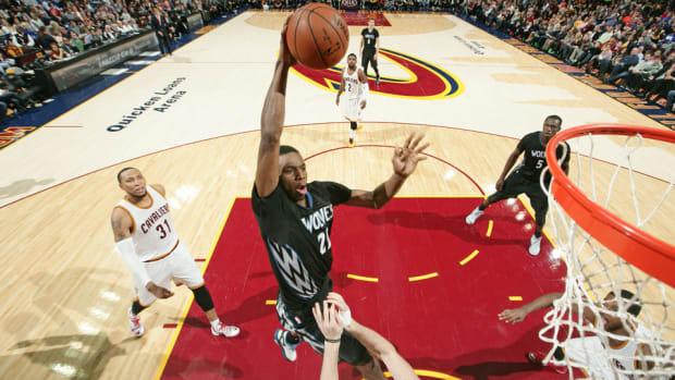 Wiggins dunk