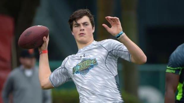 Five-star QB Jacob Eason picks Georgia over Florida - IMAGE