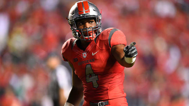 Rutgers wide receiver Leonte Carroo has assault charge dropped--IMAGE