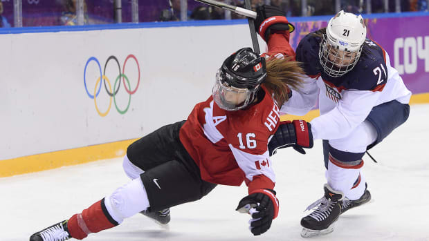 Hilary Knight on USA-Canada rivalry: 'They are going through the glass' - Image