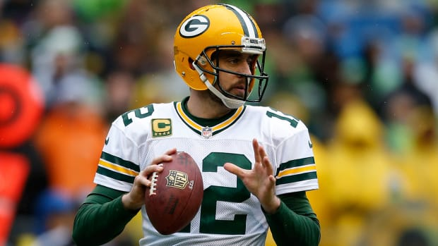 Green Bay Packers QB Aaron Rodgers named NFL MVP - image