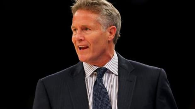 Brett Brown agrees to two-year extension with 76ers -- IMAGE