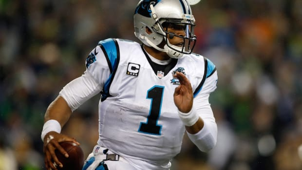 carolina panthers cam newton contract