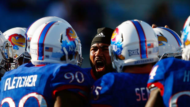 The toughest job in the Power Five? An inside look at the task facing David Beaty at Kansas