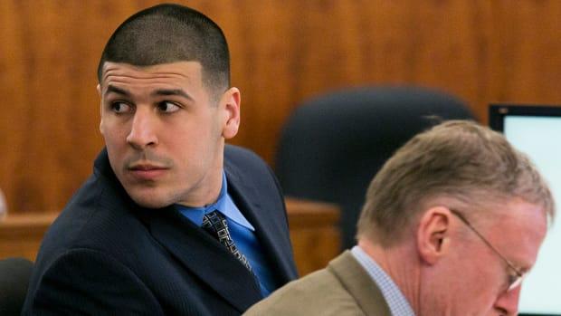 Aaron Hernandez trial: Day 32 IMAGE