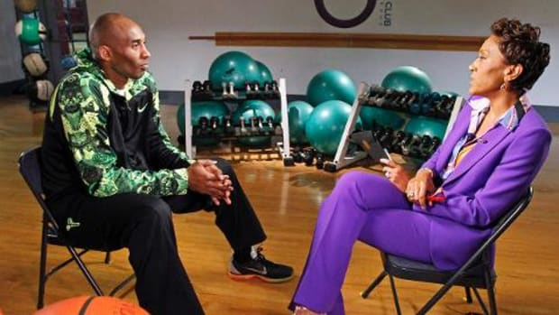 Kobe Bryant opens up about retirement IMAGE