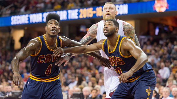 Reports: Cavaliers re-sign Tristan Thompson, Iman Shumpert IMAGE
