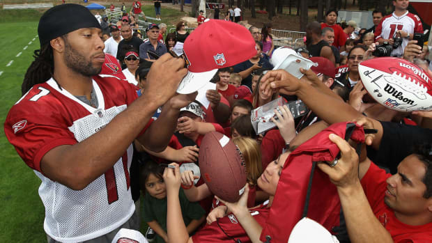 Patrick Peterson: Why Cardinals can't afford Larry Fitzgerald retiring