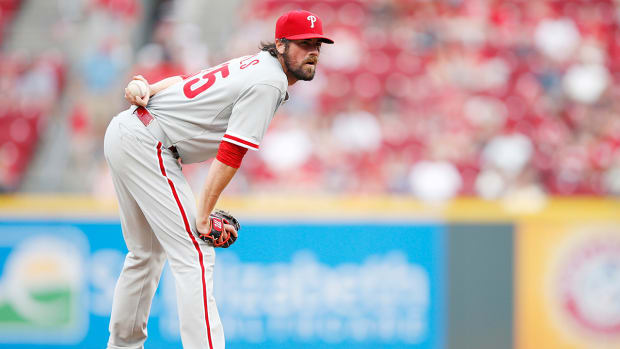 Report: Rangers, Phillies have had 'ongoing discussions' about Cole Hamels trade IMAGE