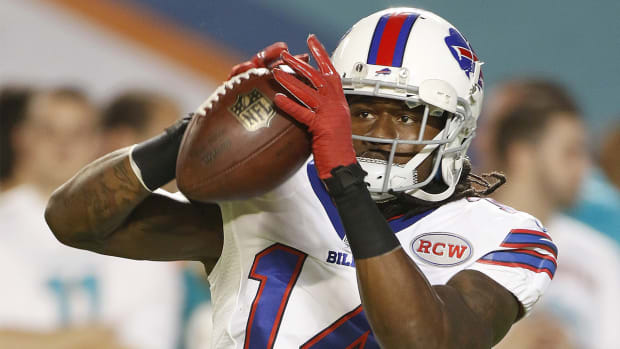 Week 9 NFL injury report: Sammy Watkins questionable, Vincent Jackson ruled out -- IMAGE