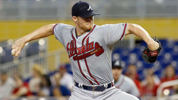 Report: Braves trade Shelby Miller to Diamondbacks--IMAGE