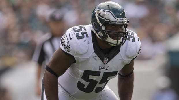 Eagles re-sign OLB Brandon Graham to four-year deal IMAGE