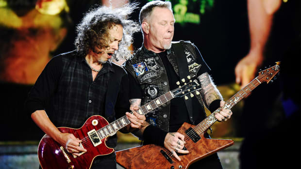 Metallica to perform national anthem at NBA Finals Game 5