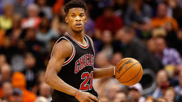 Should the Bulls turn to Jimmy Butler as their franchise player?-image