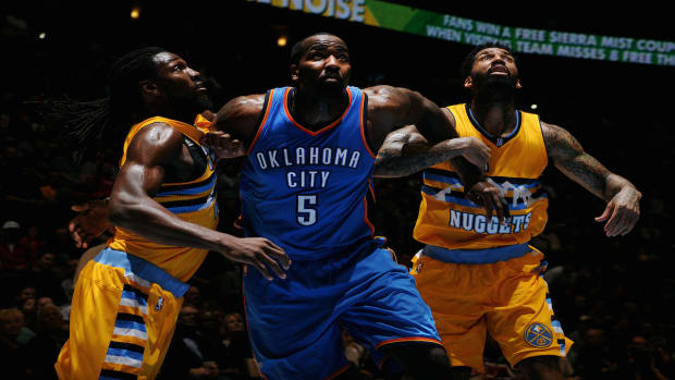 Report: Kendrick Perkins commits to sign with Cavaliers