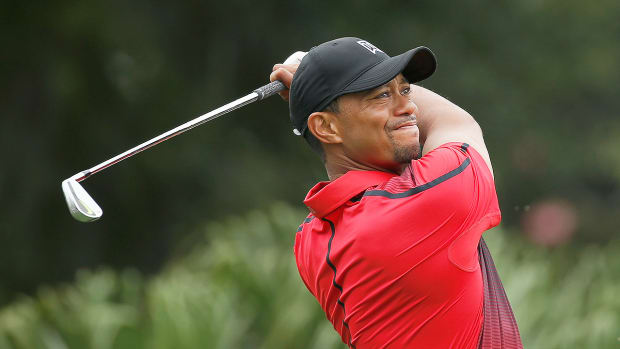 George Lopez: Tiger Woods' best days are behind him-image