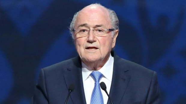 FIFA bans Sepp Blatter, Michel Platini for 90 days; Chung for six years  -- IMAGE