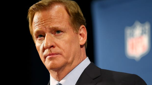 NFL looking for validation for Goodell as arbitrator IMG