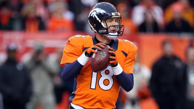 Report: Peyton Manning to return to Broncos, take pay cut IMAGE