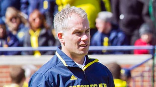 Michigan defensive coordinator D.J. Durkin to be Maryland head coach - IMAGE
