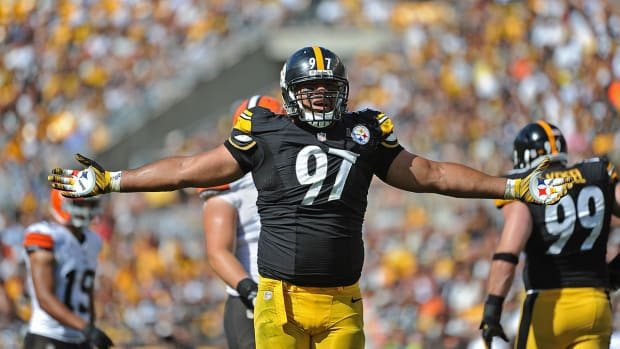 Steelers sign Cameron Heyward to six-year contract IMAGE
