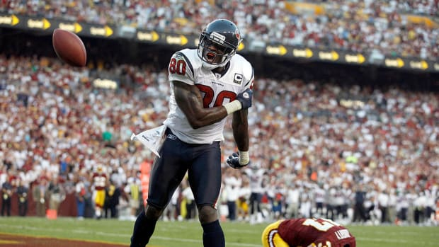 Colts sign Andre Johnson to three-year deal IMAGE