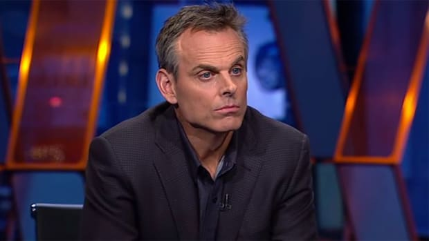 ESPN wanted to keep Colin Cowherd IMAGE